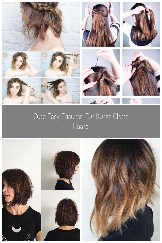 11 einfache und süße geflochtene Frisuren für kurze Haare - Gurl