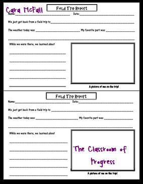 Field Trip Template. various get parent permission slip template ...