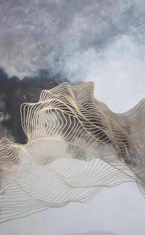 Tracie Chengs Ethereal Abstract Paintings
