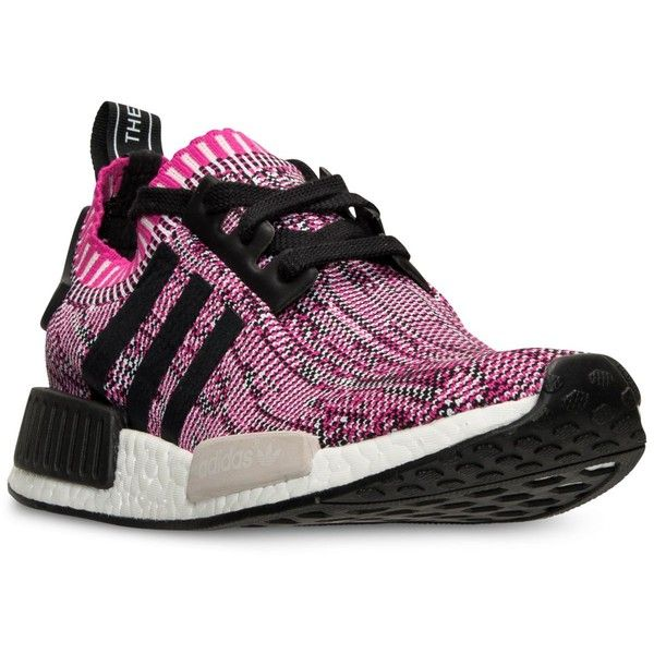 035ee1183 adidas Women s Nmd XR1 Primeknit Casual Sneakers from Finish Line ( 170) ❤  liked on
