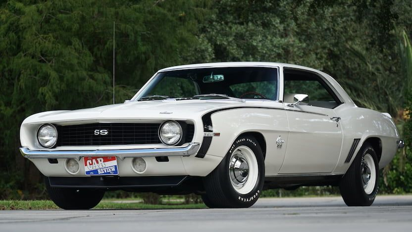 1969 Chevrolet Camaro SS | S137 | Kissimmee 2020 | Mecum Auctions