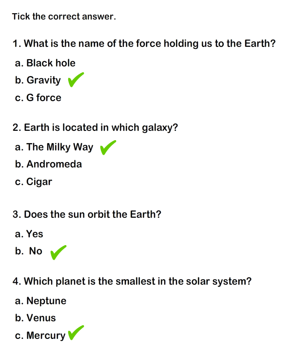 Solar system worksheet 4 science worksheets grade 1 worksheets solar system worksheet 4 science worksheets grade 1 worksheets solar system facts ibookread PDF