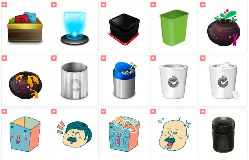 Tired Of Your Boring Desktop Icons In Windows 10 You Don T Need A New Theme To Update Em Here S How To Customize T Recycle Bin Icon Desktop Icons Windows 10