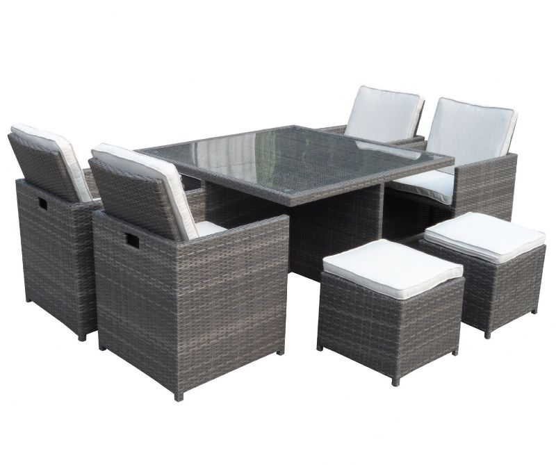 Rattan Garden Furniture Sets Groupon