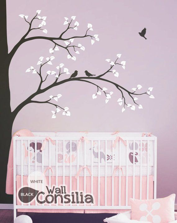 Tree Wall Decal Baby Nursery