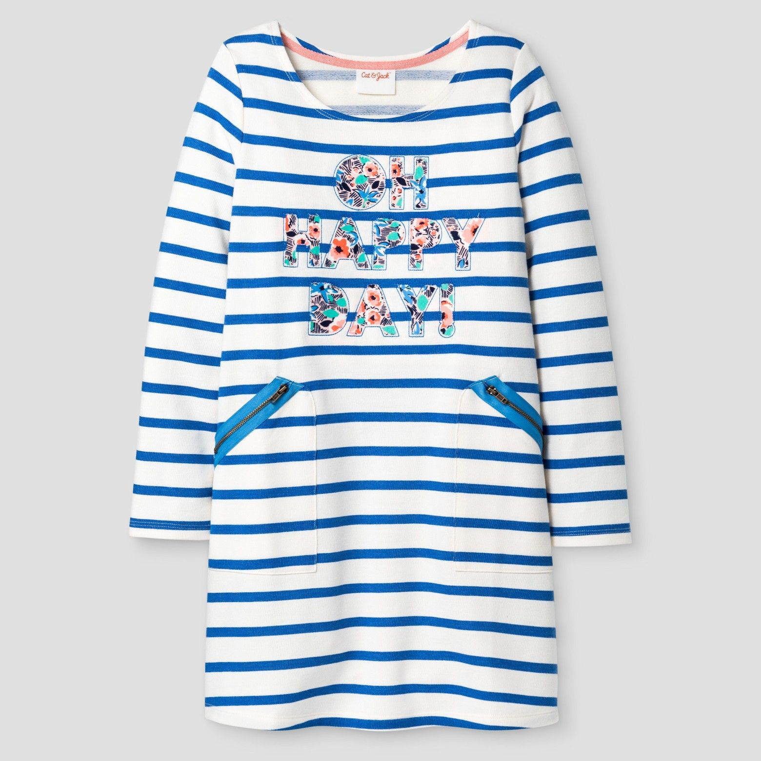 be42ee26ee1 Girls  Happy Day A-Line Dress - Cat   Jack™ Blue
