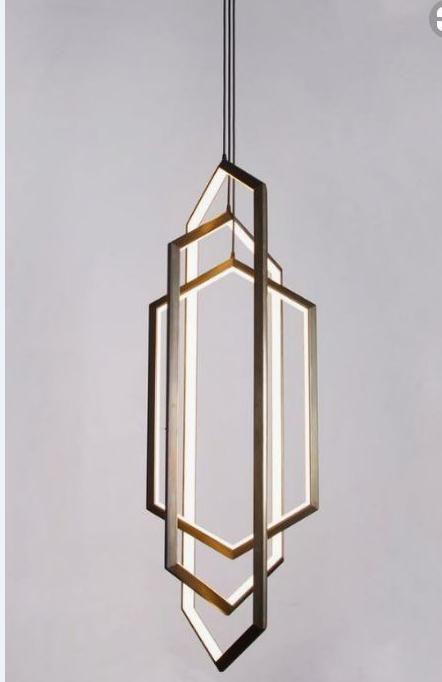 Endo Room Design: Light Fixtures, Light, Interior