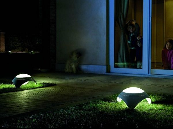 modern garden lighting outdoor lighting aluminum GIARDINA TE PT