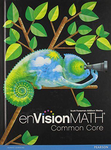 Envision Math Common Core Grade 4 Envision Math Pearson Math 4th Grade Math Worksheets