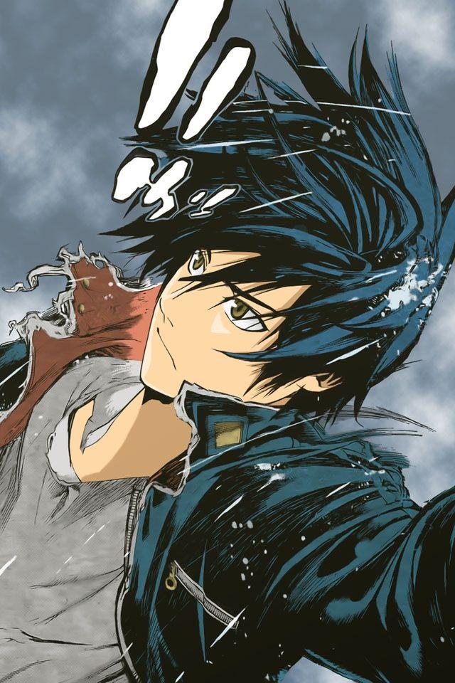 Pin by Vanessa Yu on Anime men Air gear anime, Air gear