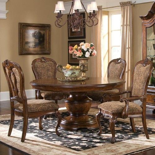 Ashley Furniture Beaumont Tx: Traviata Round Dining Table By Largo
