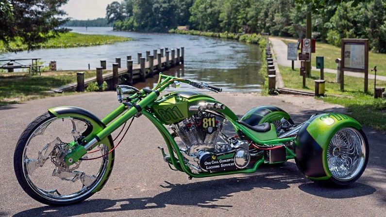 Pin by L K on trikes Trike motorcycle, Custom trikes