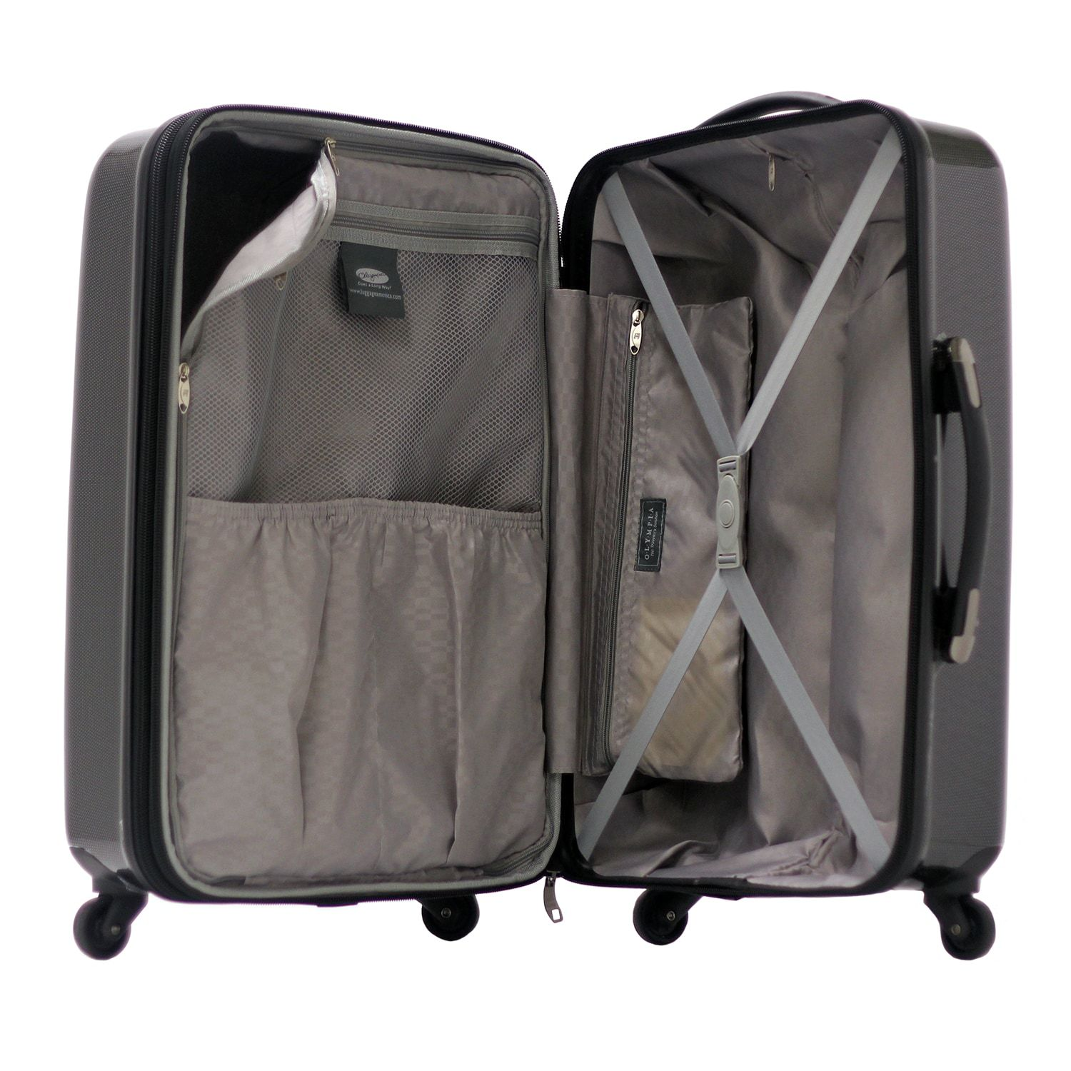 d03e60ef5 Olympia Titan 29-Inch Spinner Luggage #Titan, #Olympia, #Luggage, #Spinner