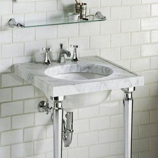 Kohler Kathryn 24 Bathroom Vanity Top Wayfair Bathroom Vanity Tops Console Sinks Small Bathroom Sinks