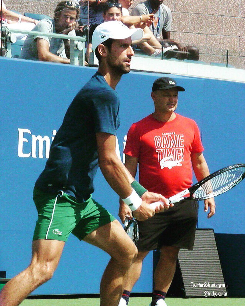 Novak Djokovic In Melbourne Australia Open 2019 Head Graphene 360 Tennis Racquet Lacoste Male Tennis Out Best Tennis Rackets Tennis Clothes Tennis Players