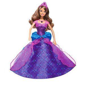 Mattel Barbie The Diamond Castle Princess Alexa Doll This Is A