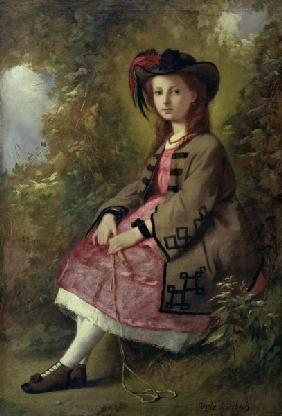 Giacinta Neri Anselm Feuerbach