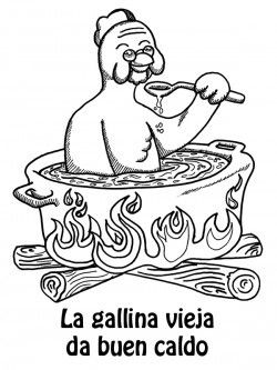 Gallina Vieja Hace Buen Caldo Puerto Rican Jokes Puerto Rican Memes Puerto Ricans