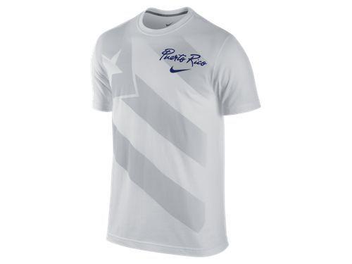 da70e326276 Nike Federation Practice (Puerto Rico) Men's Basketball T-Shirt | B ...