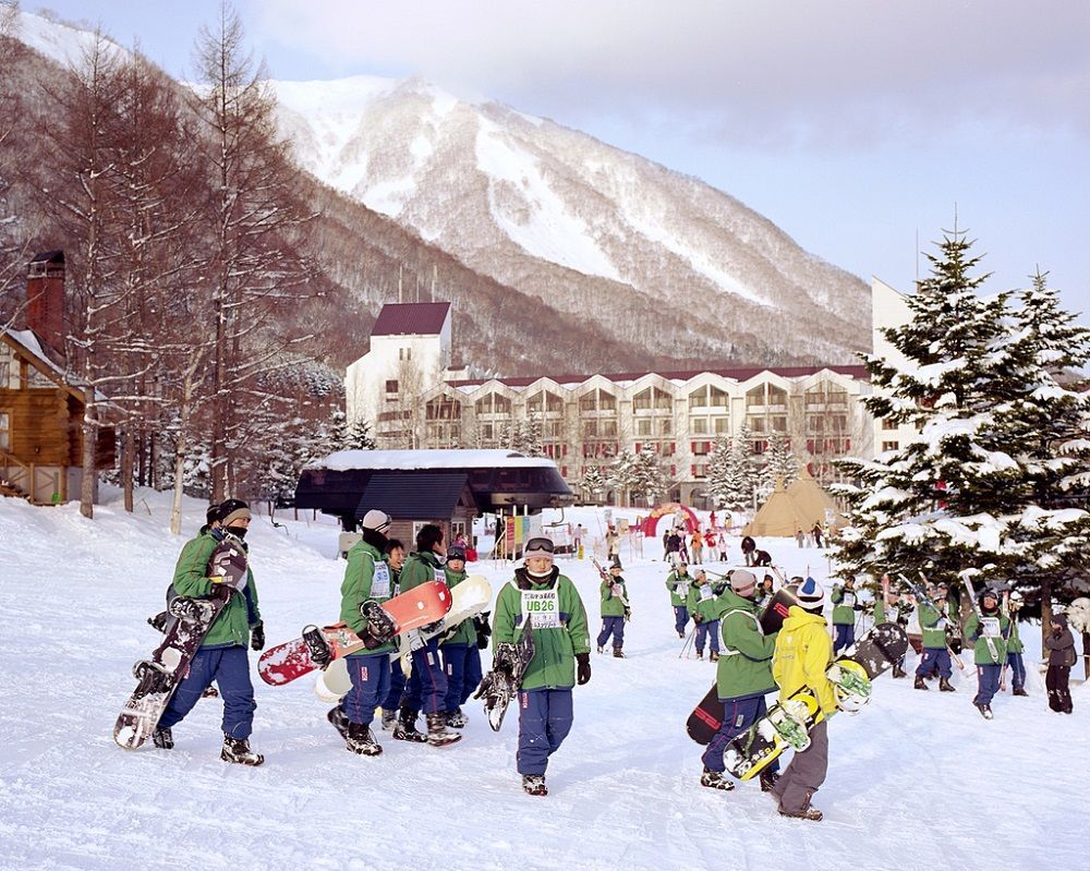 Image result for Skiing Vacations in Japan