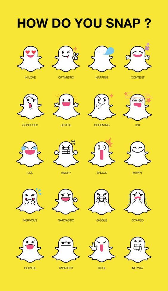 Snapchat Snapchat Pinte