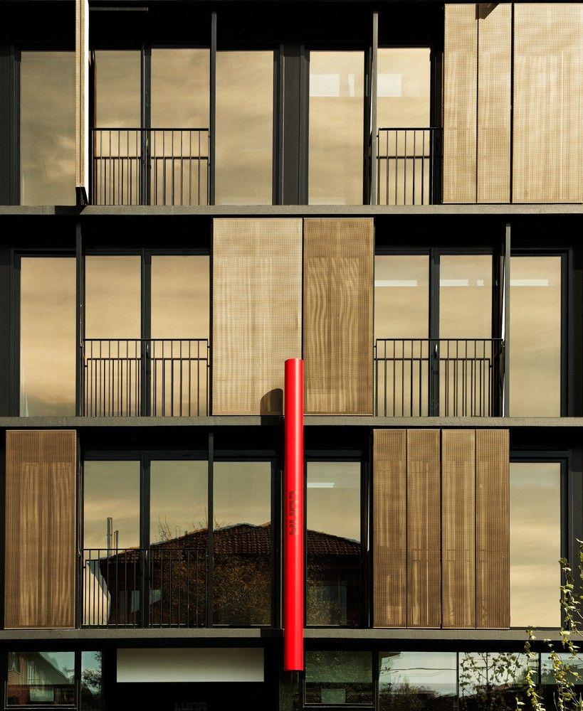 Luna Metal Buildings: Gallery Of Luna Apartments / Elenberg Fraser