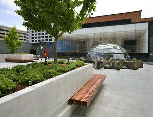 San Francisco Museum Of Modern Art Rooftop Garden