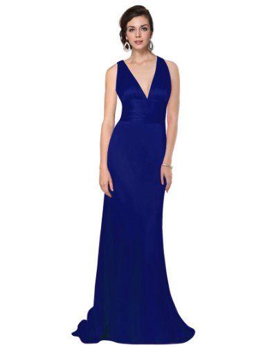 Blue Sapphire Bridesmaid Dresses - Ocodea.com