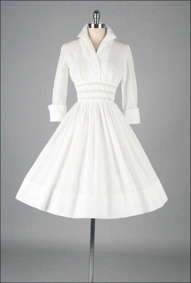 Excellent 50s Style Dresses Plus Size Vintage 1950s Dresses Vintage Dresses Fashion [ 1187 x 800 Pixel ]