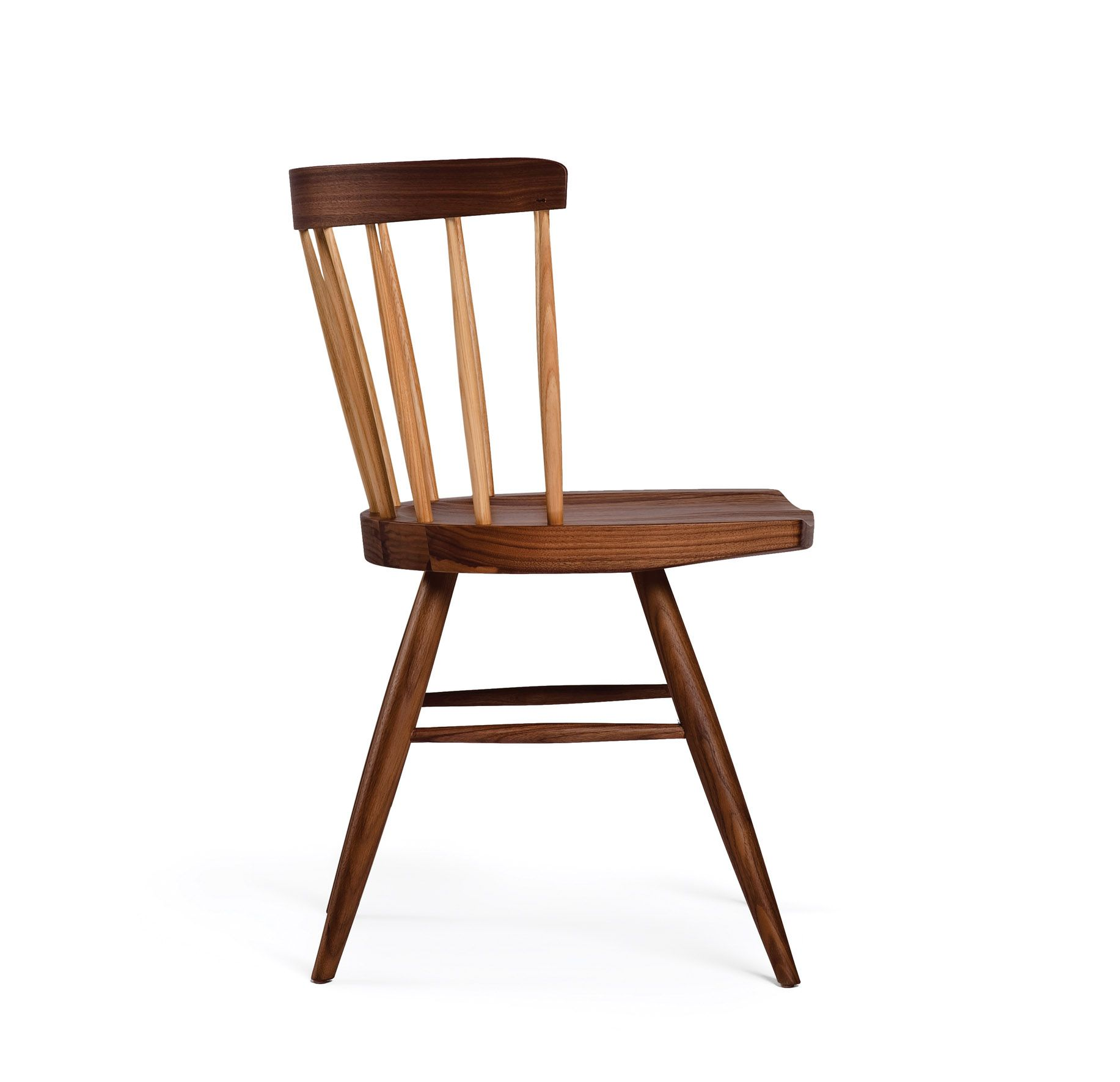 Straight Chair designed by George Nakashima