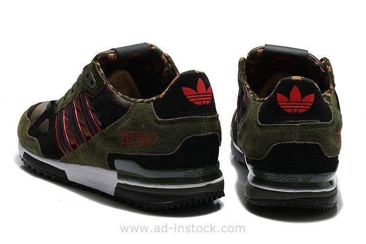 Mens Adidas Originals ZX 750 Running