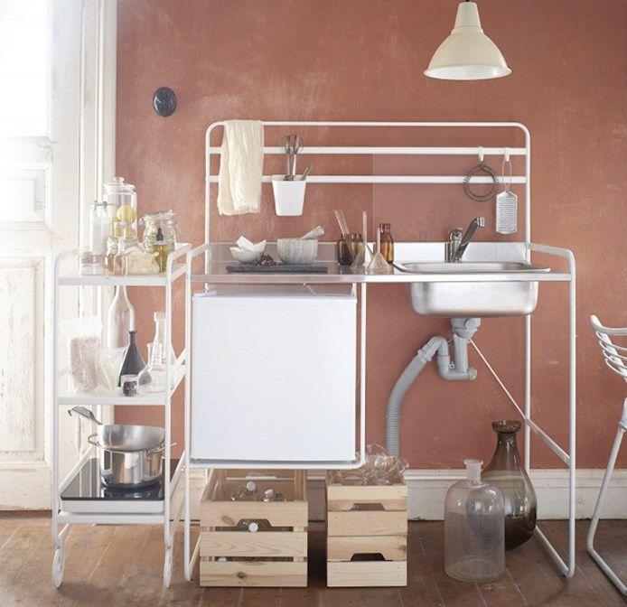 cucina-low-cost-ikea | Stile Industrial | Pinterest | Libri ...