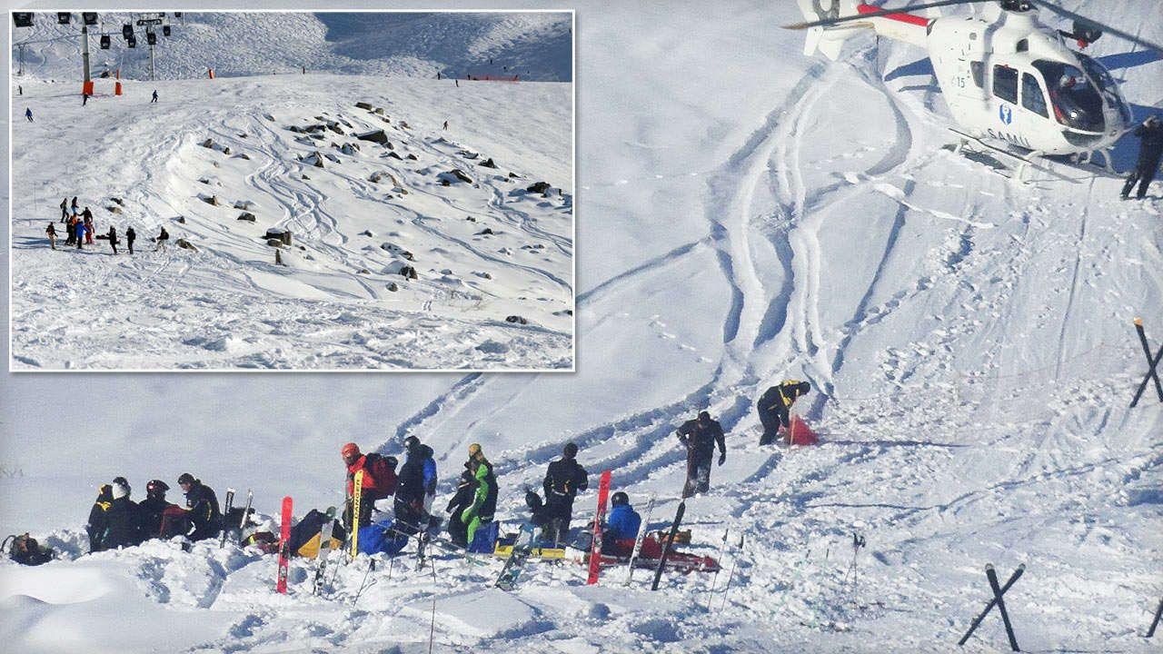 Schumacher Unfall Ski