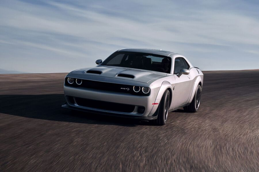 More Stronger Speed And Powerful 2020 Dodge Challenger Challenger Srt