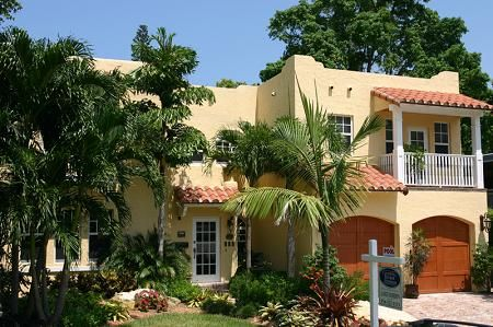Mediterranean Revival Fort Lauderdale Florida Gorgeous Old - Before and after from a mediterranean house fort lauderdale