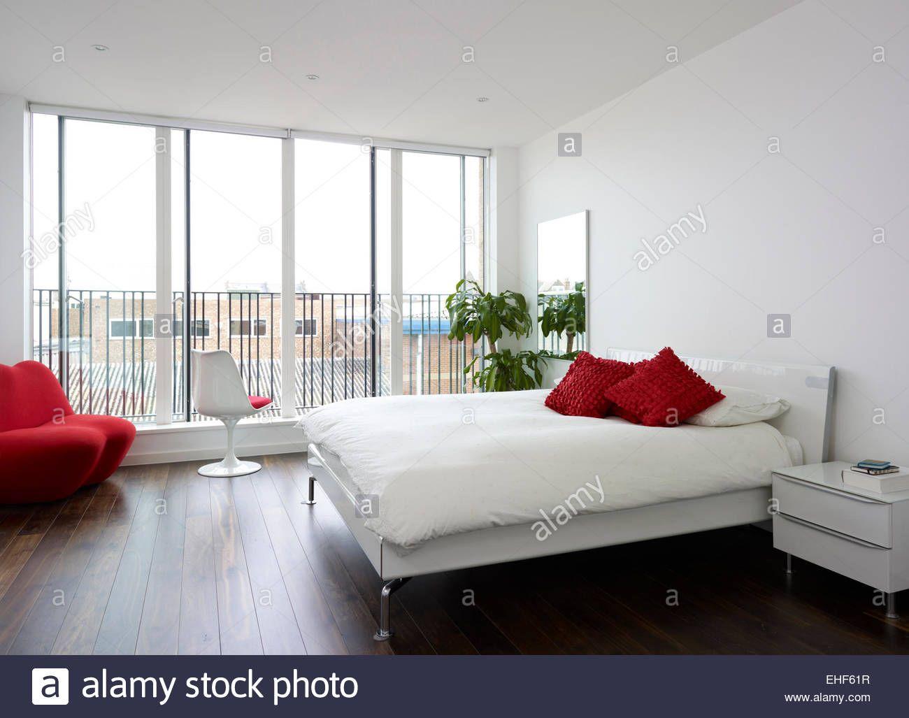 Pavimenti Camere Da Letto Moderne esegui il download di questa immagine stock: camere da letto