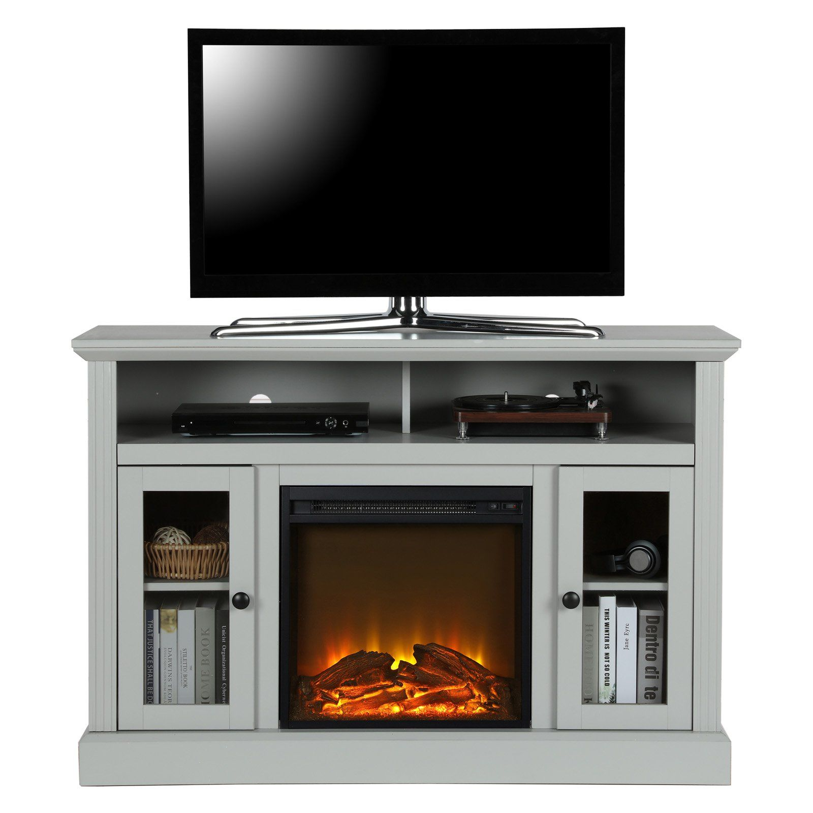 Ameriwood Home Chicago Electric Fireplace Tv Console In 2020