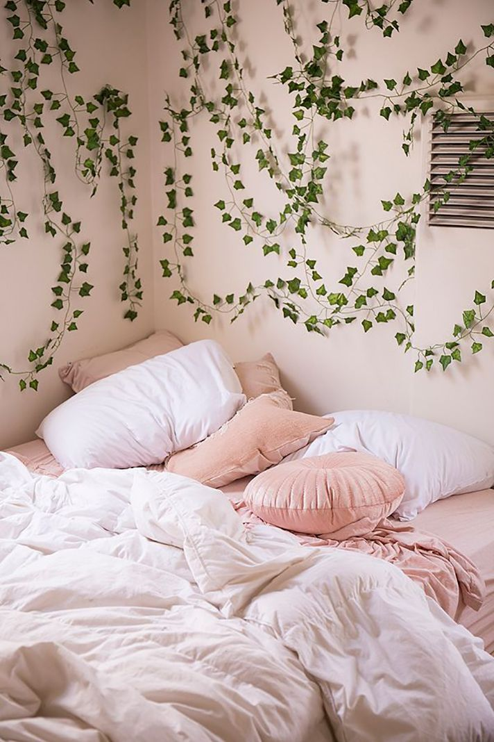 the best plant-inspired decor for the black-thumbed (yet stylish) among us | room inspiration