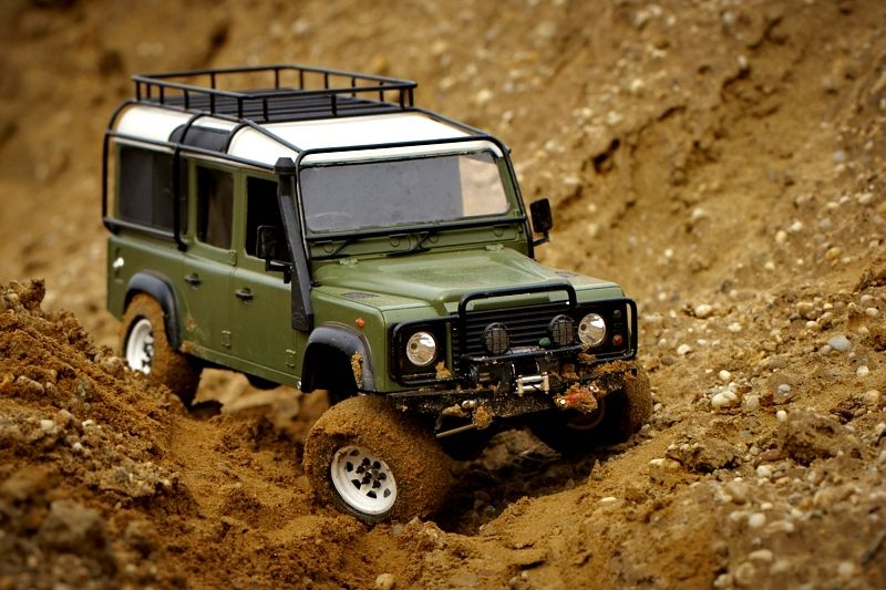 land rover defender 110 scale 4x4 r c forums land. Black Bedroom Furniture Sets. Home Design Ideas