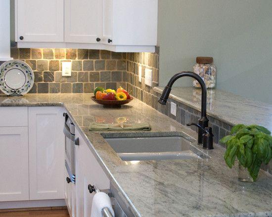 Granite Kitchen Sink Design Ideas Pictures Remodel And Decor Granite Kitchen Sinks Kitchen Sink Remodel