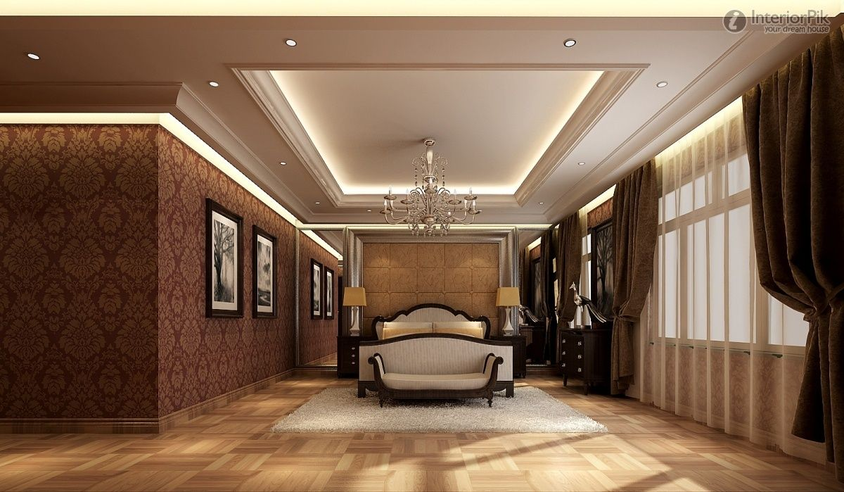 master bedroom ceiling | -style master bedroom ceiling decoration