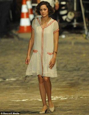 Marion Cotillard In Midnight Paris Love This Dress