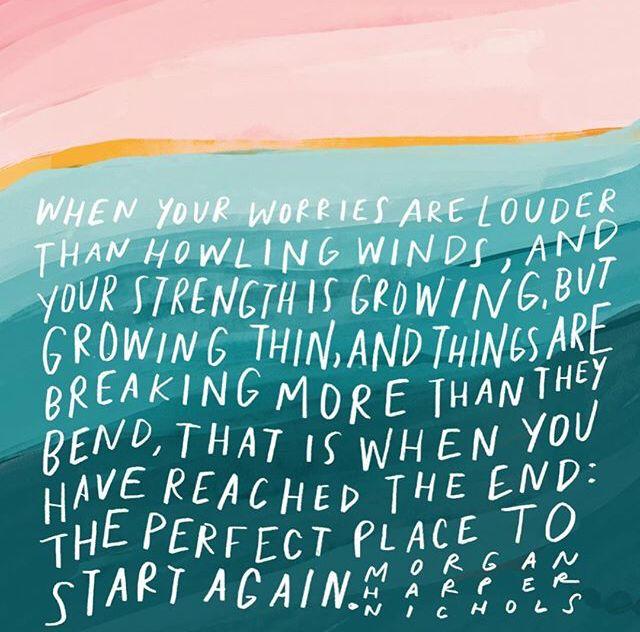 Morgan Harper Nichols poem