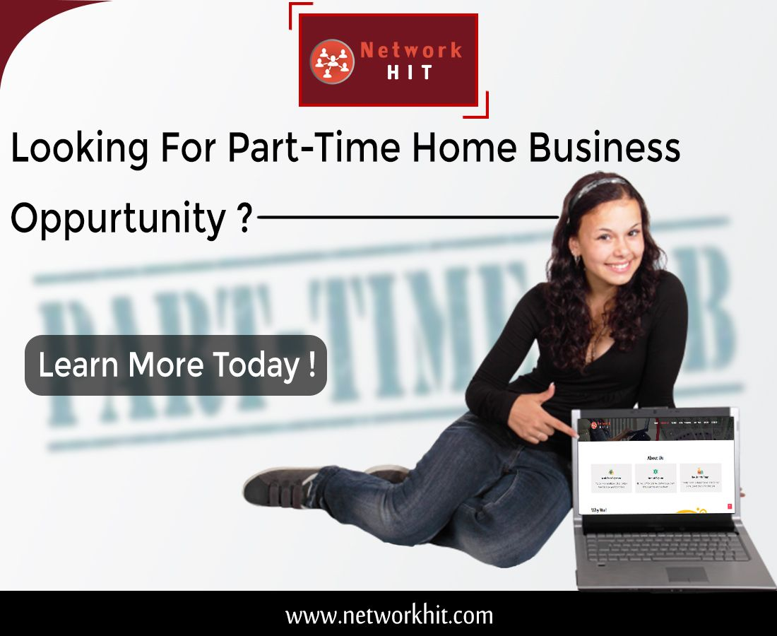 Top Home Based Jobs opportunity to Start Part-Time Work. Network Hit ...