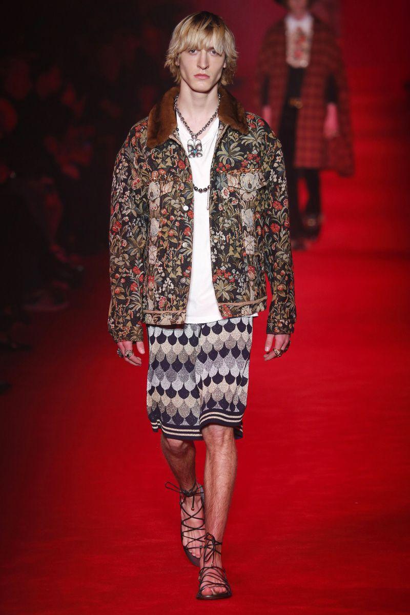 Gucci | Menswear - Autumn 2016 | Look 53