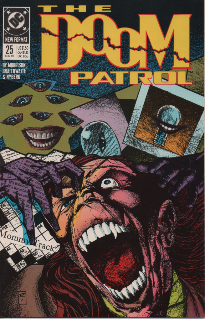 Imaginary Friends The Doom Patrol Vol 2 25 Dorothy Spinner