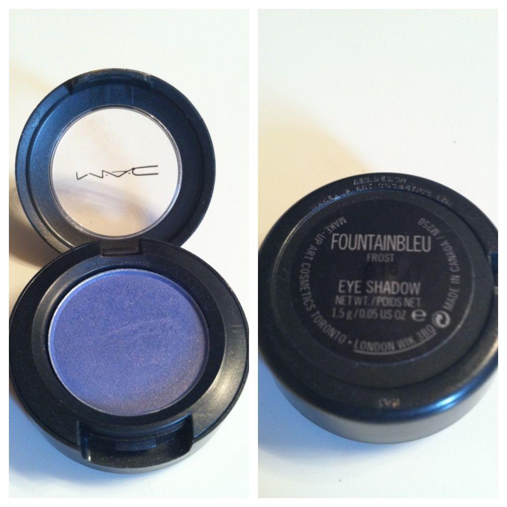 MAC Eyeshadow - Fountainbleu - Limited Edition