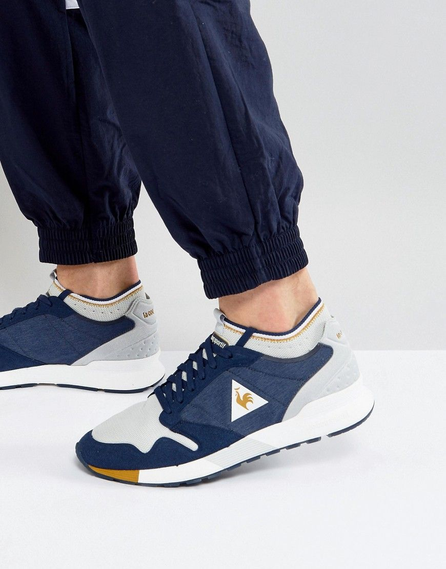 014841811fa6 LE COQ SPORTIF OMICRON TECHLITE SNEAKERS IN BLUE 1720061 - BLUE.   lecoqsportif  shoes