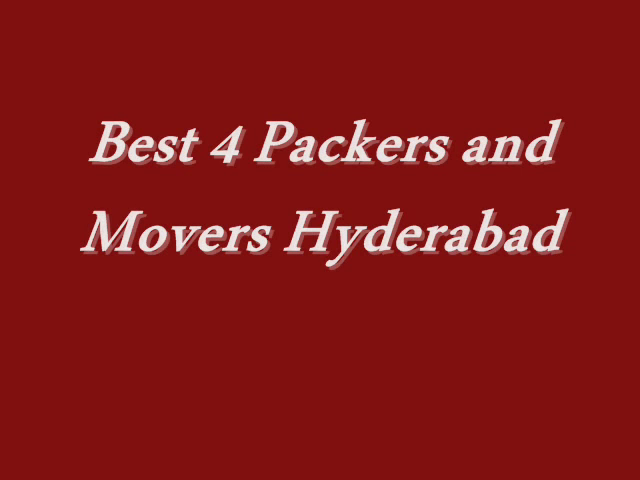 Useful information to Picking the best Packers Movers Hyderabad @ http://packersmovershyderabad.agarwal-packers-movers.com/