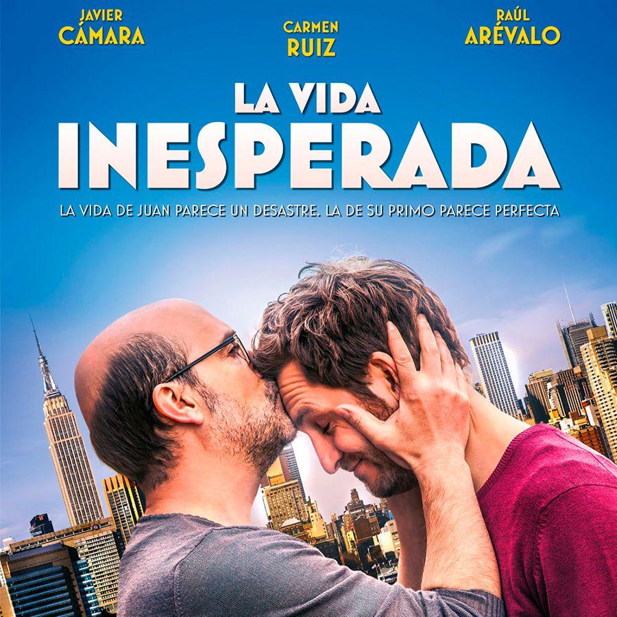 """¡Hoy vuelven los estrenos a Dos Mares! Esta semana os recomendamos una película española que tiene muy buena pinta: """"LA VIDA INESPERADA"""". ¿Quién se apunta a verla?"""